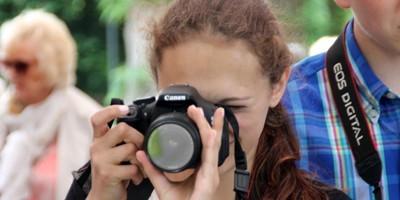 Schülerfotografenteam Zehntfest 2013