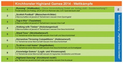 ZFE-Fit for Holiday 2014 - Spiele