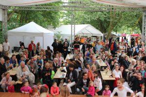 9. Kirchhorster Zehntfest 2015 (14. Juni 2015)