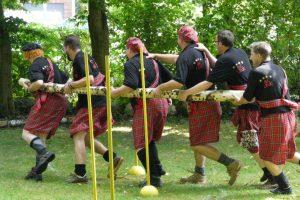 Zehntfest.Events: Fit for Holiday 2014 - 1. Kirchhorster Highland Games