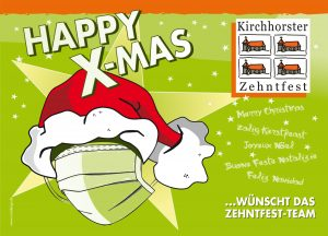 Zehntfest.Events - Weihnachtsgruss 2020 (Design: Thorsten Newerla)